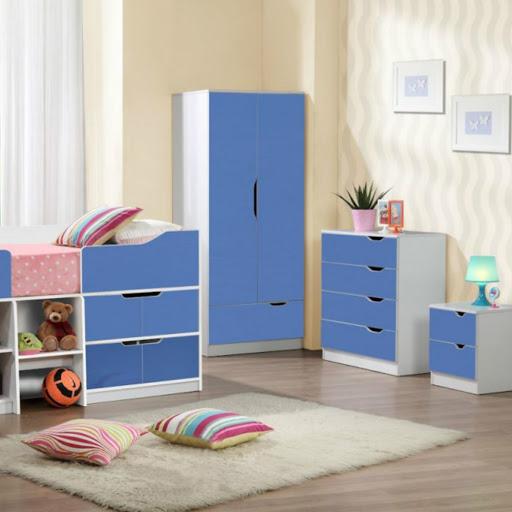 Birlea Paddington Bedroom Furniture
