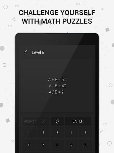 Math | Riddles and Puzzles Math Games 1.19 Screenshots 11