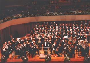 Photo: Dec 1998 Volkskerstzang - Muziekgebouw Eindhoven