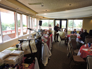 Photo: Tanoan Country Club luncheon - rally gifts