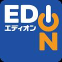 エディオンアプリ icon