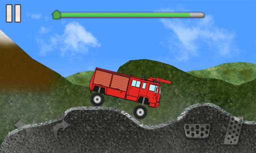 Fire Trucker screenshot 3