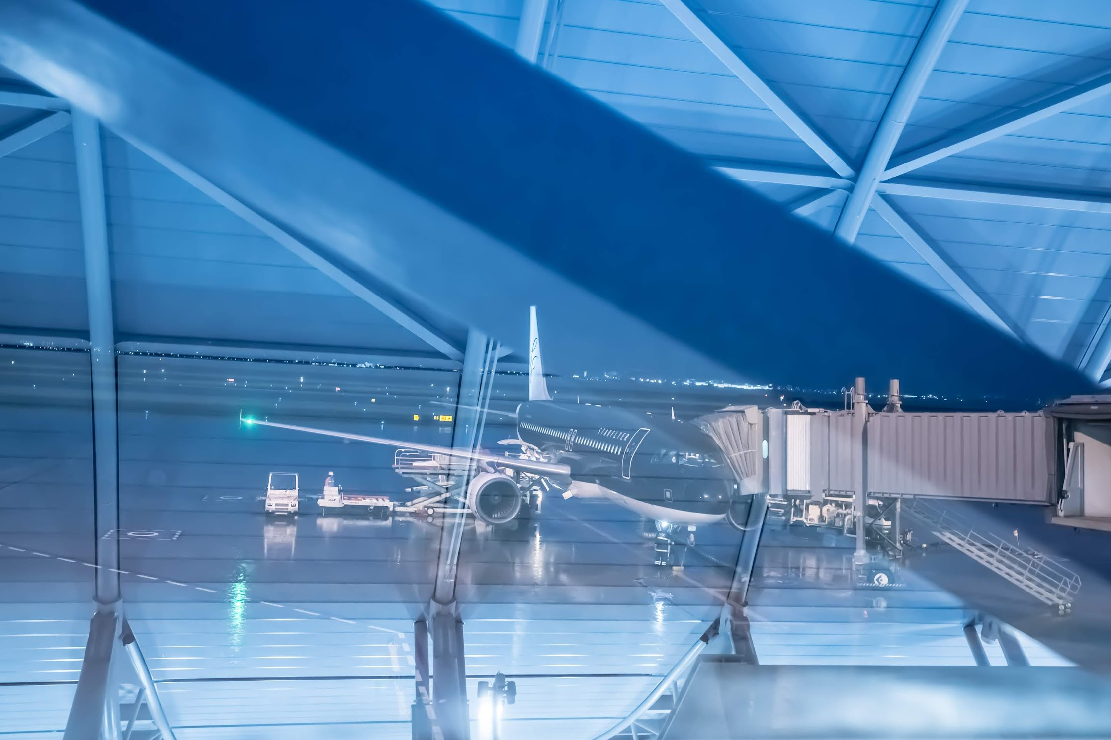 関西国際空港 スターフライヤー3