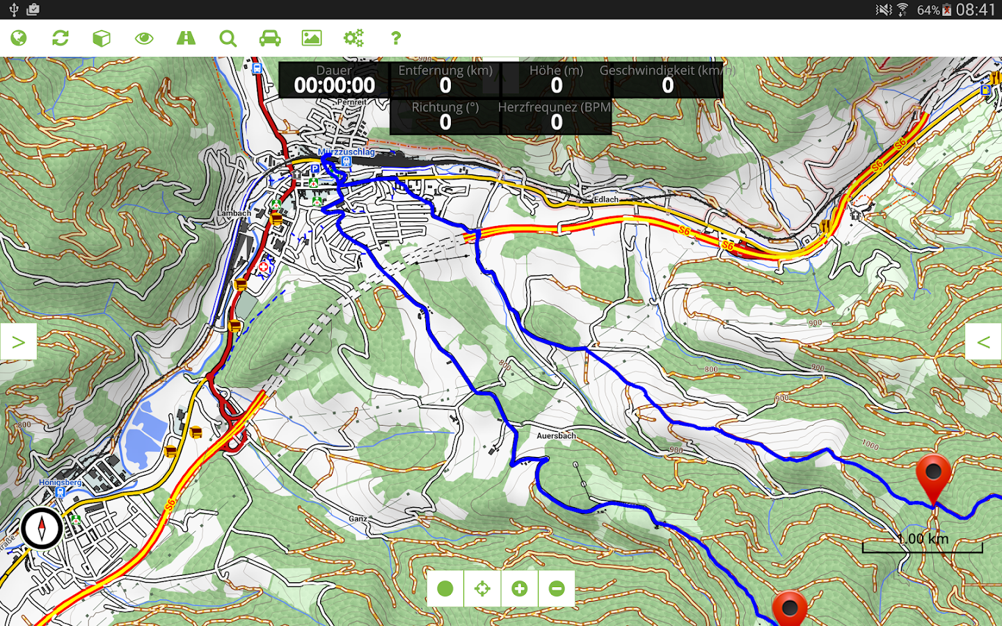 Cartograph Map Viewer- screenshot