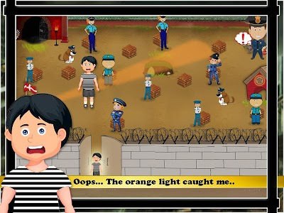 Criminal Cage : Crime Scene screenshot 5