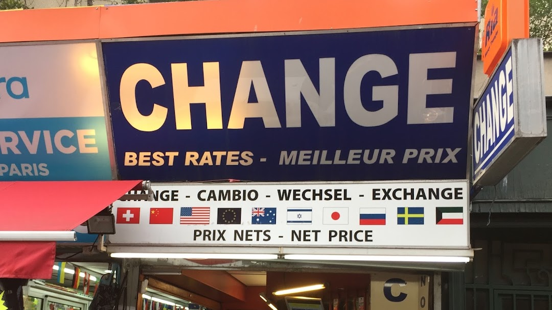 Ana change money exchange service in paris et ria transfert d argent