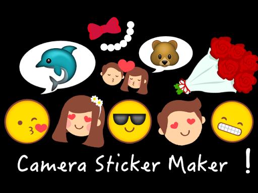 Camera Sticker Maker