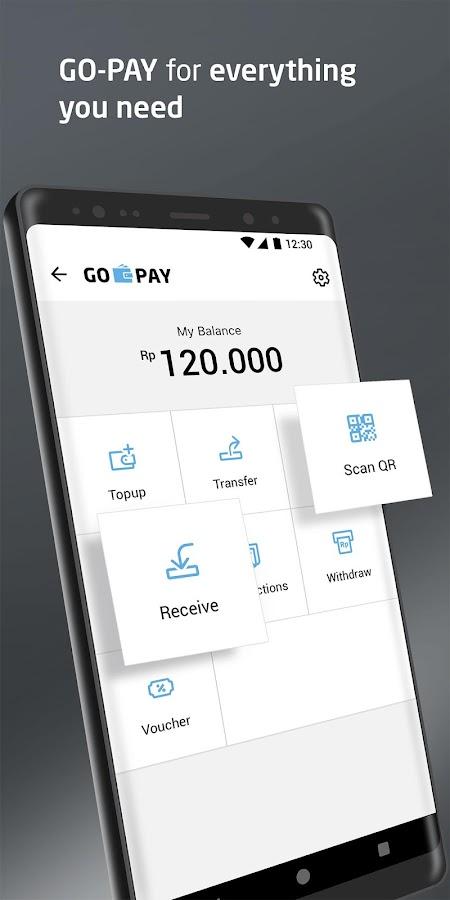 Gojek app store — reelsnamammi