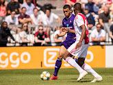 Mario Stroeykens maakte dit seizoen op 16-jarige leeftijd zijn debuut bij het eerste elftal van Anderlecht