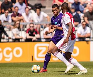 Amical : Anderlecht et Charleroi se sont affrontés à huis clos, du temps de jeu pour un talent Mauve de 16 ans