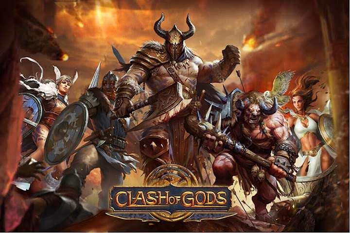 android Clash Of Gods Screenshot 0