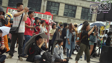 Photo: Spectators.