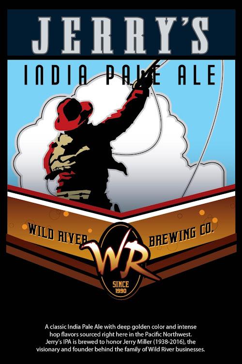 Logo of Wild River Jerry's IPA