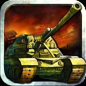 Tanks War-Air Combat