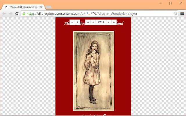 DjVu Viewer Extension chrome extension