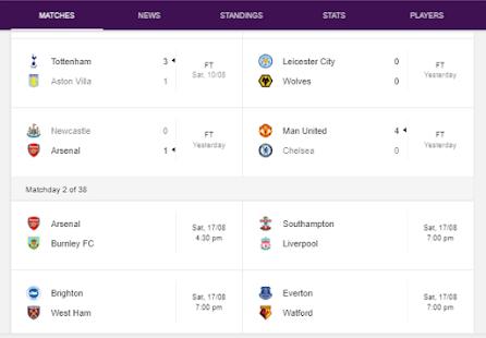 Super Football - Live Scores, Videos & News - náhled