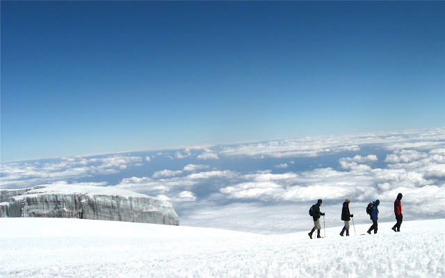 Kilimanjaro Theme & New Tab