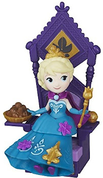 Disney Frozen Little Kingdom Play Set - Elsa and Throne