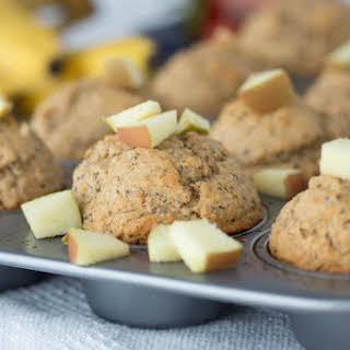 Applesauce Chia Muffins.