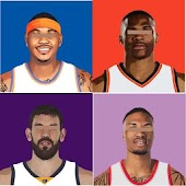 Guess NBA Top Players