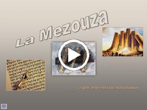 Video: La Mezouza