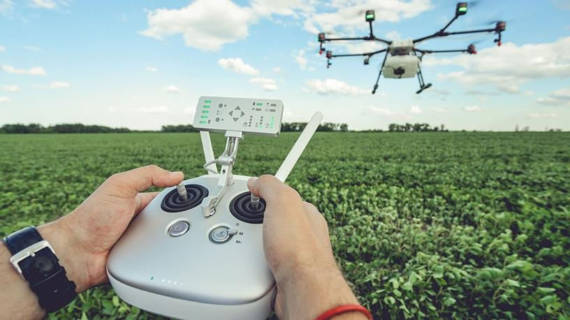 Aerobotics uses drone and satellite data to provide tree crop analytics to farmers.