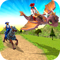Dragon world flying simulator APK