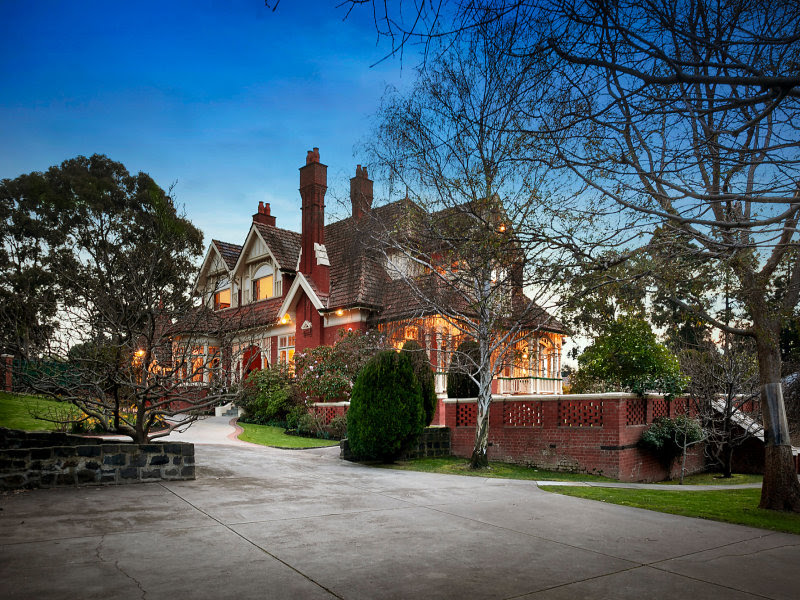 Harelands, 5 Willsmere Road, Kew VIC 3101: asking $12-$15 million