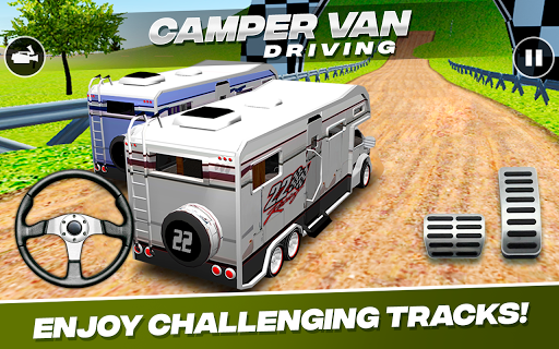 Camper Van  Driving 2.0 screenshots 3
