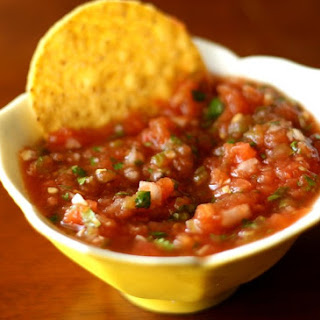 Chevy's Fresh Salsa, Revised.