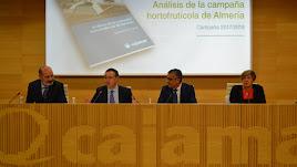 Presentación del Análisis de Campaña de Cajamar Caja Rural