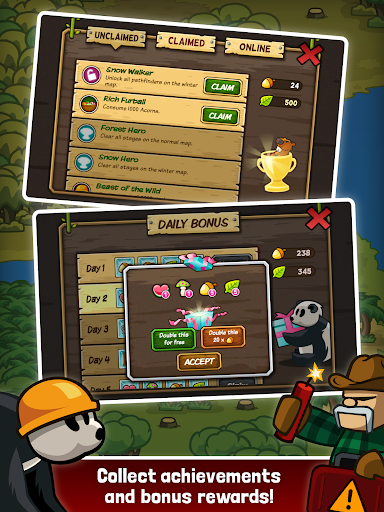 Lumberwhack: Defend the Wild screenshots 15