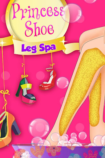 Princess Shoe Leg Spa