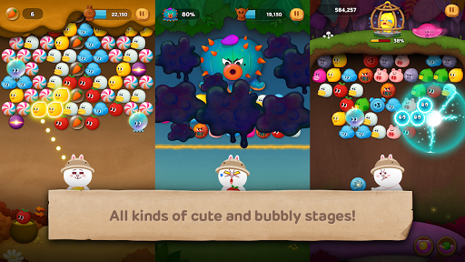 LINE Bubble 2 1.17.0.13 screenshots 7