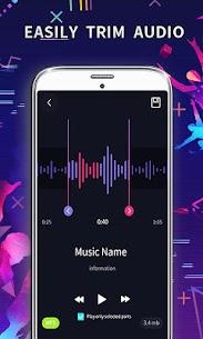 MP3 Editor Pro MOD (Premium Unlocked) APK for Android 2