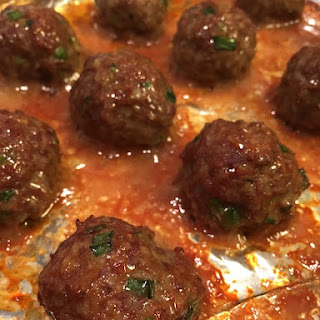 Bulgogi Meatballs