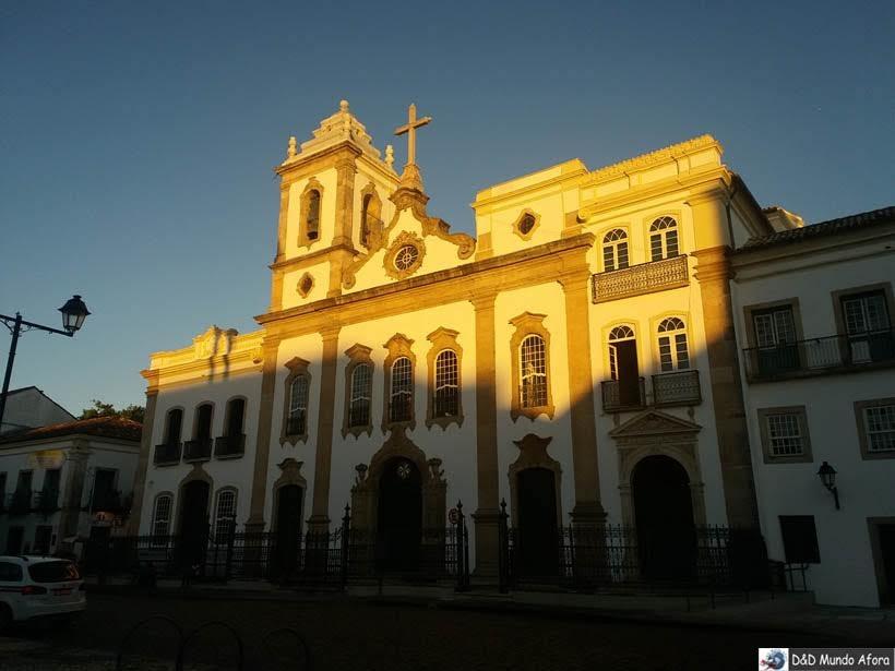 O que fazer em Salvador (Bahia) - Igreja da Ordem terceira de São Domingos Gusmão