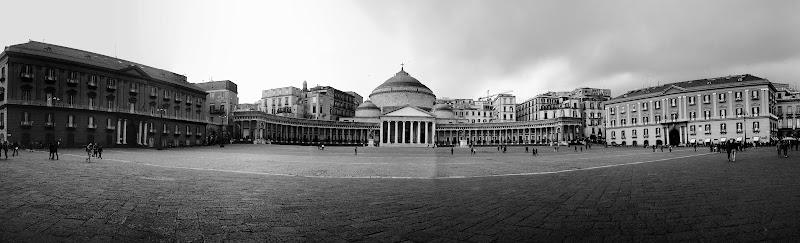 Piazza Plebiscito - Napoli di @pacolinus