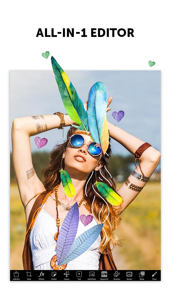 PicsArt Photo Studio: Collage Maker & Pic Editor Screenshot 8