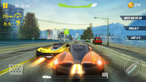 4-Wheel City Drifting  image 19