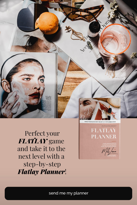 Free Flatlay Planner