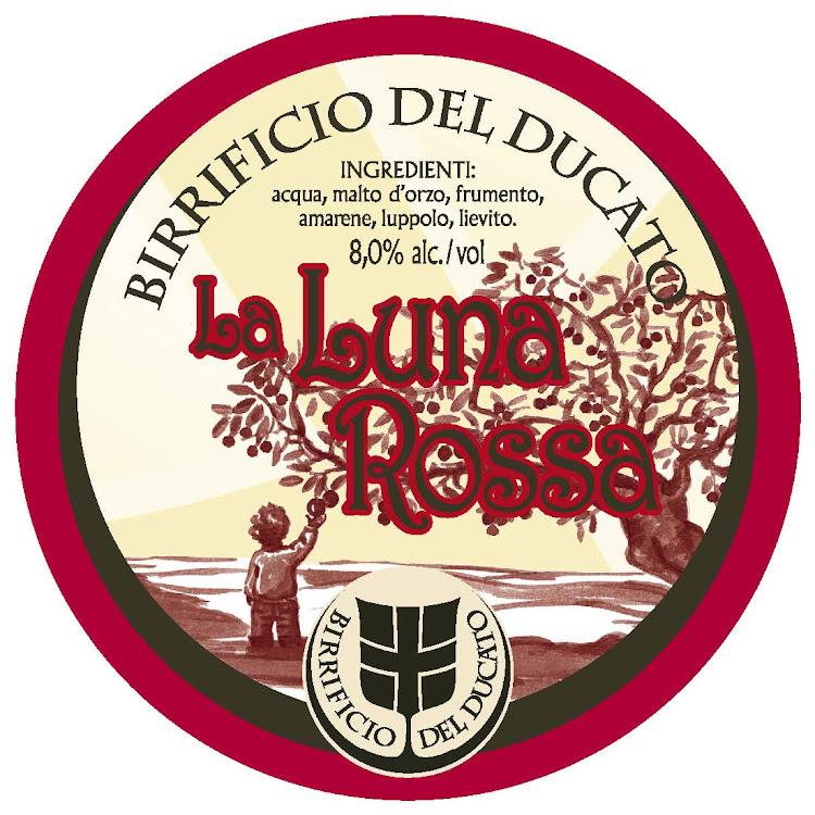 Logo of Birrificio Del Ducato La Luna Rossa