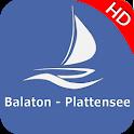 Lake Balaton Offline GPS Nautical Charts icon