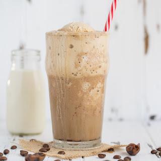 Coffee Ice Cream Frappe Recipes.