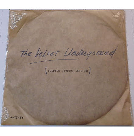 Velvet Underground - Scepter Studio Sessions LP