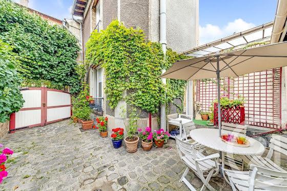 Maison a vendre boulogne-billancourt - 4 pièce(s) - 90.65 m2 - Surfyn