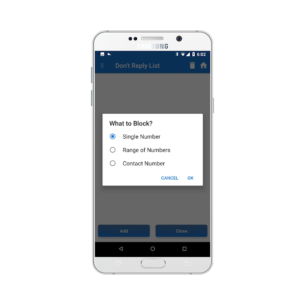 SMS Auto Reply Text Message / SMS Autoresponder