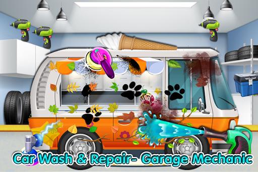 Car Wash & Repair- Garage Mechanic 1.0 screenshots 5