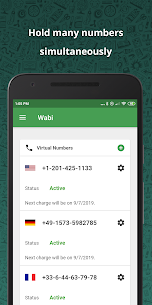Wabi – Virtual Number for WhatsApp Business Download For Android and iPhone 3