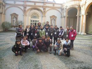 """Photo: A.19/02/2015 - Istituto comprensivo """"Cairoli"""" di Torino. Scuola elementare, classe V A."""